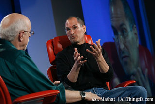 An audience with Apple's Steve Jobs
