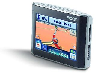 Acer launches v200 budget GPS