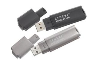 SanDisk introduces two Cruzer USB flash drives