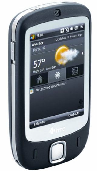 HTC Touch announced