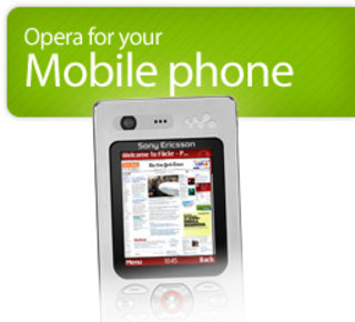 Opera Mini 4 beta mobile phone browser available now