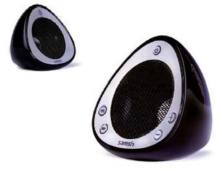 Samsin SBS-6600 Bluetooth wireless stereo speakers available