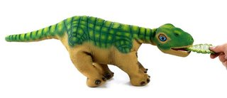 Robo-dino toy UGOBE Pleo website live NOW!!