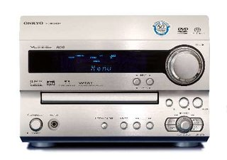 Onkyo launches DR-815 micro CD/Universal DVD receiver