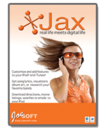 JoeSoft Jax iTunes extension software available now