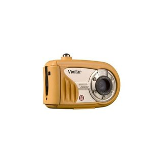 Vivitar launches bargain £100 6-megapixel waterproof camera