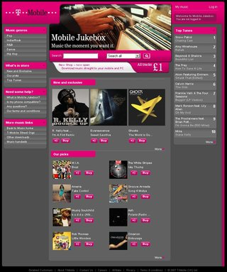 "T-Mobile launches ""Mobile Jukebox"" dual downloads"