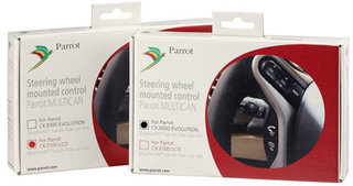 Parrot launches Multicomm and Multican steering wheel controls
