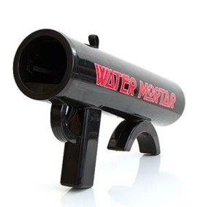 Two words will inspire kid-fear this summer: Water Mortar