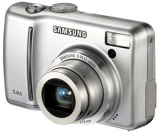 Samsung launches S85, an affordable 8-megapixel digital camera