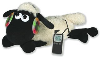 Shaun the Sheep iPod speakers launched