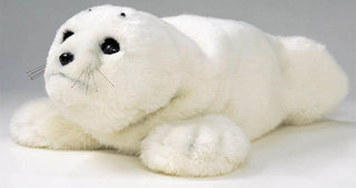 Paro the healing robototic seal helps the infirm