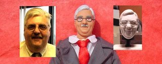 Get a custom-made action figure to look just like you!