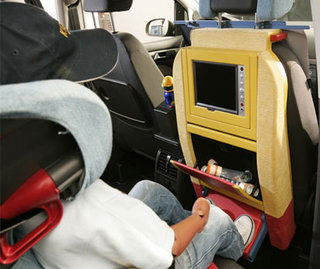 Volkswagen's satnav-for-kiddies prototype