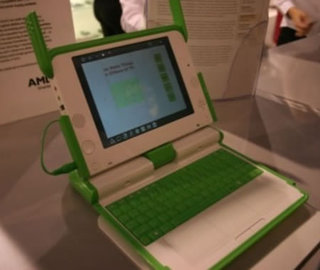 OLPC announces mass production of XO laptop