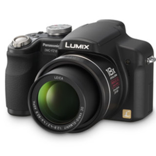 Panasonic launches LUMIX DMC-FZ18 compact digital camera