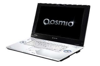 Toshiba Qosmio G40 with HD DVD-R sneaks out