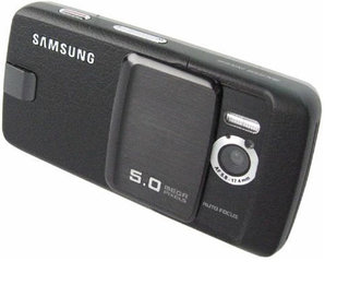Samsung G800 - the G600 but with true zoom and Xenon flash