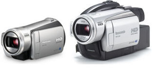 Panasonic launches HDC-SD5 and HDC-SX5 high-def camcorders