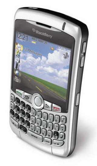 Germany gets BlackBerry Curve 8310 with GPS