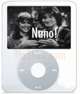 Apple rumours: New shorter iPod actually the new nano