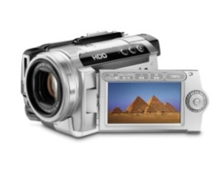 Canon announces high-def HG10 40GB HDD camcorder