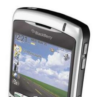 GPS-enabled BlackBerry Curve 8310 coming to the UK