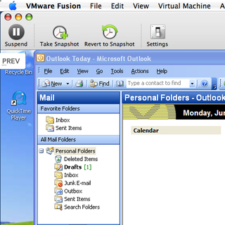 VMware Fusion announced, but Parallels fights back