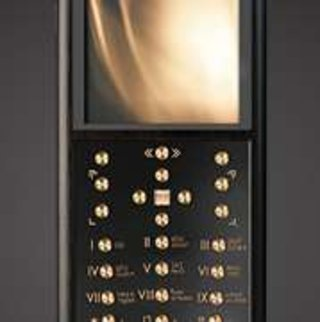 Gresso launches OTT luxury Avantgarde mobile phones