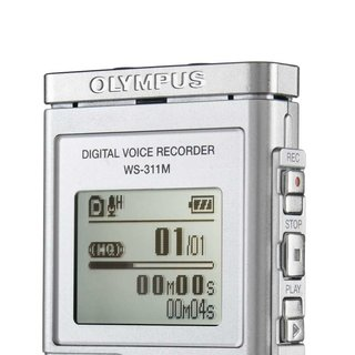 Olympus launches six digital voice recorders