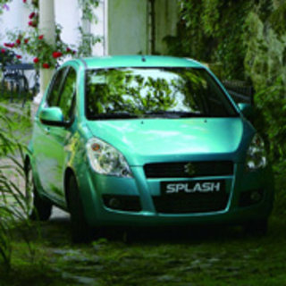 Suzuki set to make a Splash