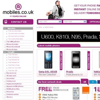 Carphone Warehouse buys Mobiles.co.uk