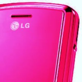 Orange to launch Pink LG Shine