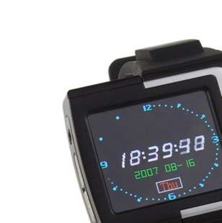 Brando offers multimedia MP4 Watch II