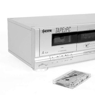 Firebox offers USB Cassette Desk, converts tapes to iTunes