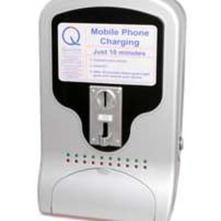 "Mobile phone charging stations invite you to ""have a Quickie"""