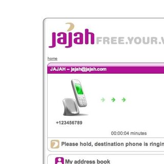 JAJAH sees 50% registration jump from Skype's outage