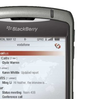 Vodafone BlackBerry Curve 8310 launches in UK