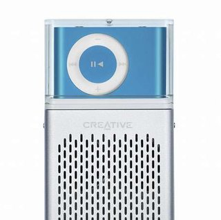 Creative launches TravelSound i50 for iPod shuffle