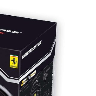 Thrustmaster launches Ferrari licensed GT Experience racing wheel