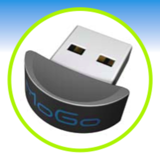 MoGo Dapter: world's smallest USB Bluetooth dongle