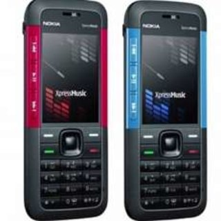 Nokia 5310, 5610 XpressMusic mobile phones launched