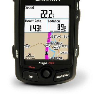 Garmin launches Edge 705 and 605 for cyclists