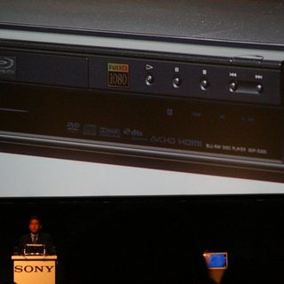 IFA2007: Sony launch BDP-S500 and BDP-S300 Blu-ray players
