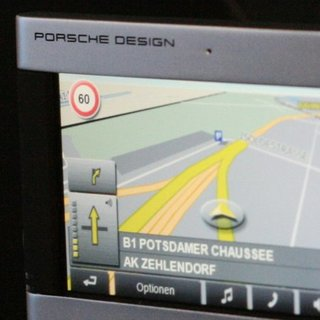 IFA 2007: Porsche Design launch P'9611 GPS unit