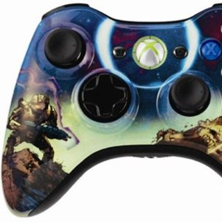 Microsoft confirms Halo 3 controllers launch date