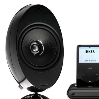 KEF launches Picoforte Three iPod music system