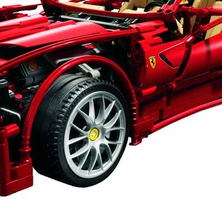 LEGO Racers celebrates 60 years of Ferrari with 599 GTB Fiorano