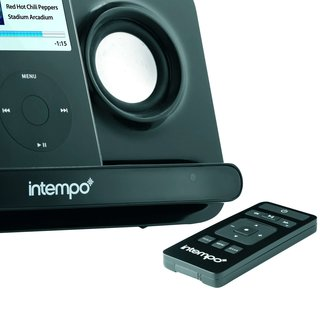 Intempo iDS-05 docking station and 2.1 speakers for iPod