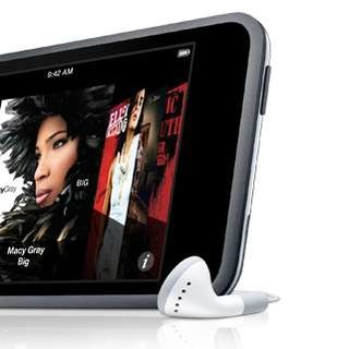 Apple admits some iPod touch displays are faulty